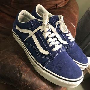 Van's Old Skool Skate Men's - Blue
